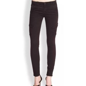 Vince | Mulberry Cargo Skinny Pants